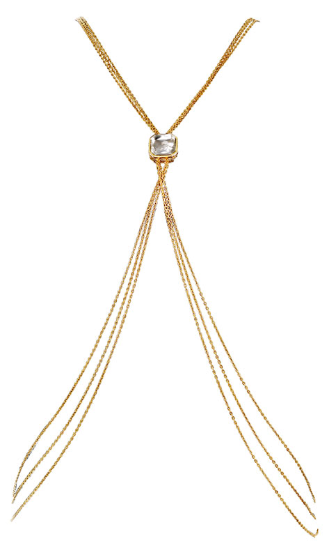 Crystal Body Chain (RJMBJ37)-109