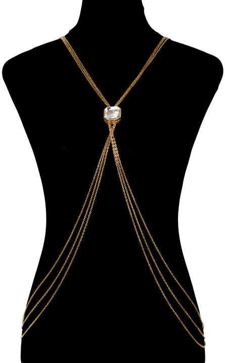Crystal Body Chain (RJMBJ37)-107