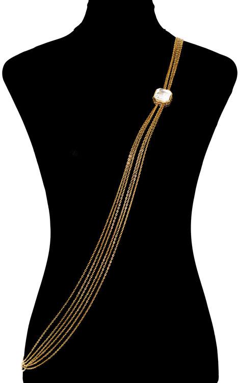 Crystal Body Chain (RJMBJ37)-106