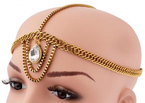 """""""Cleopatra"""" Style Headband (RJMM111)-2009"""