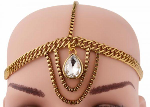 """""""Cleopatra"""" Style Headband (RJMM111)-2006"""
