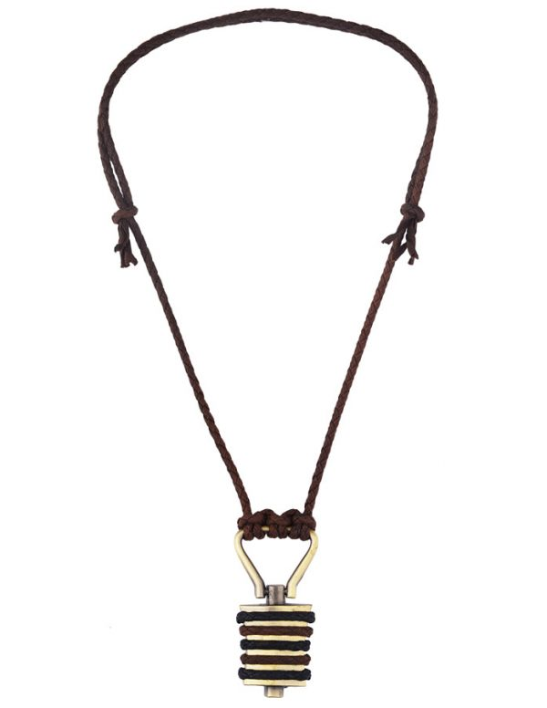 """Warrior Collection"" Necklace (RJMN4)-2285"